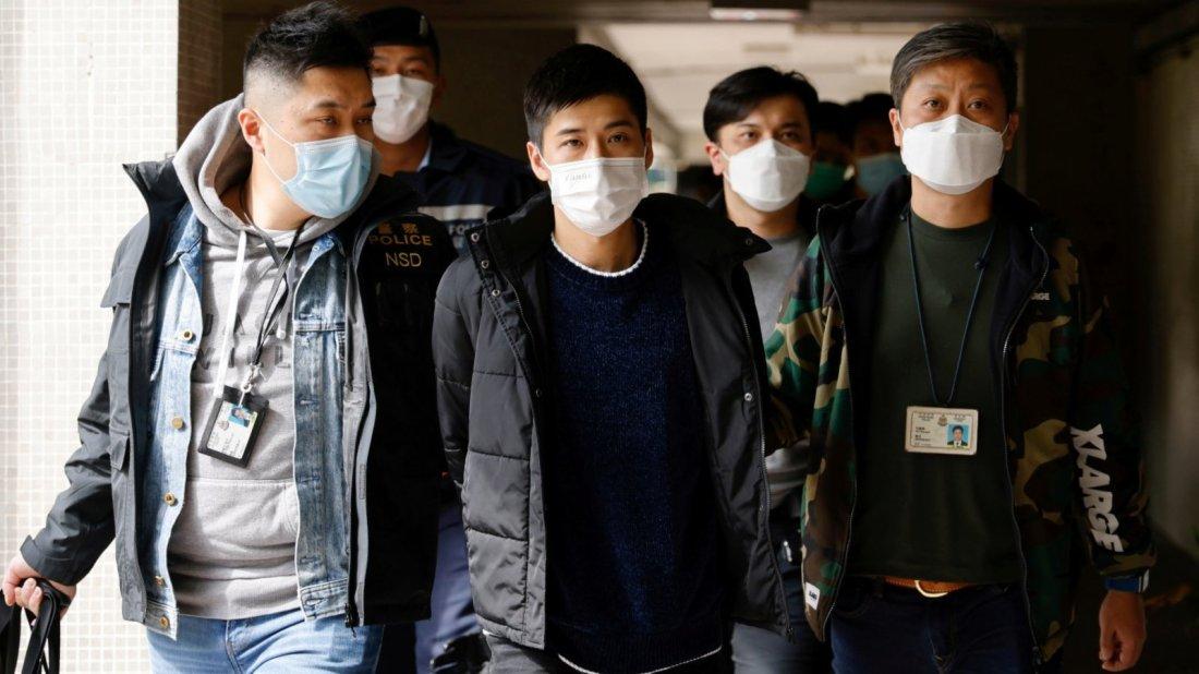 涉違國安法需提前報到 岑敖暉等人料被起訴