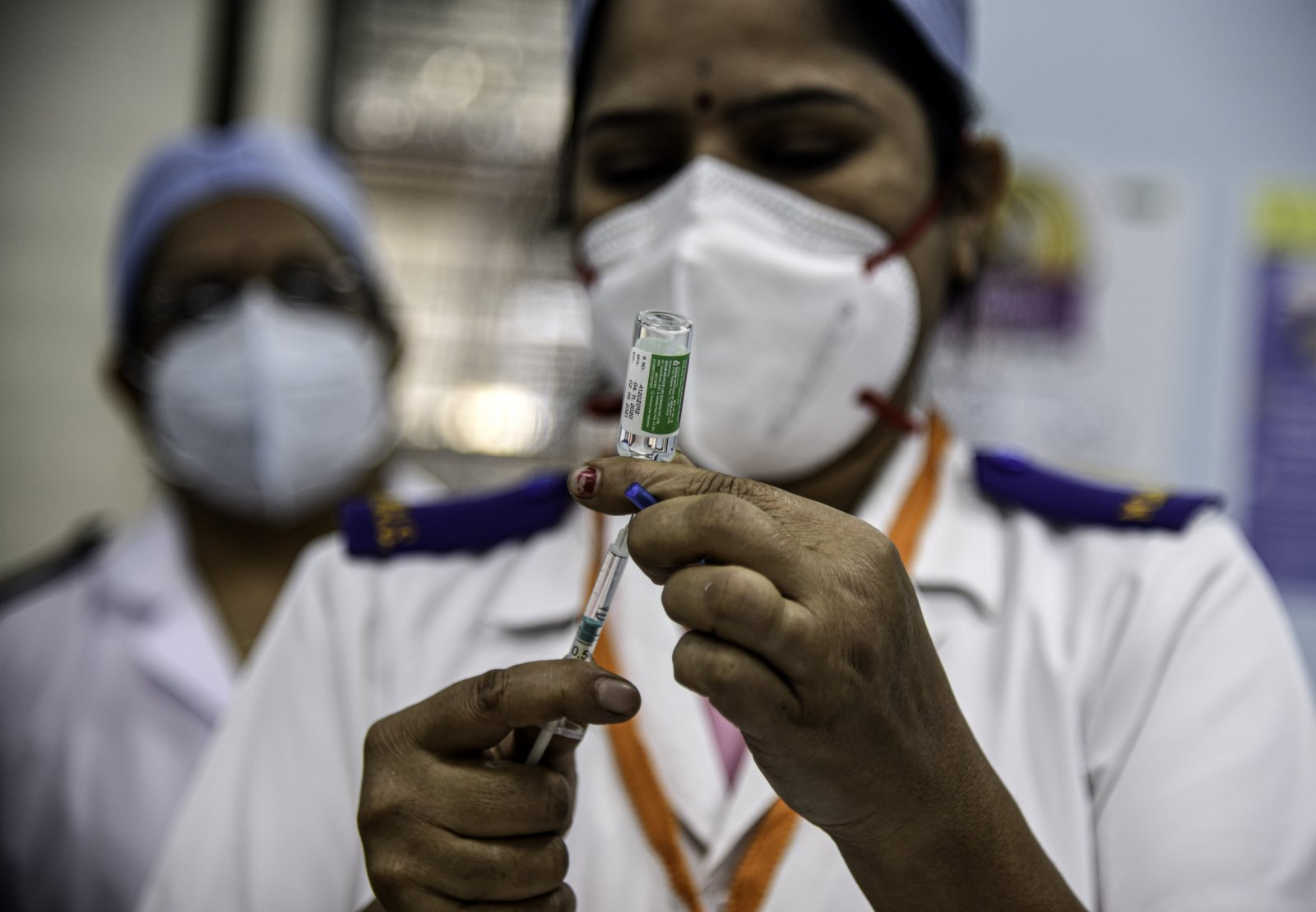 India has vaccinated more than 1 million health care workers
