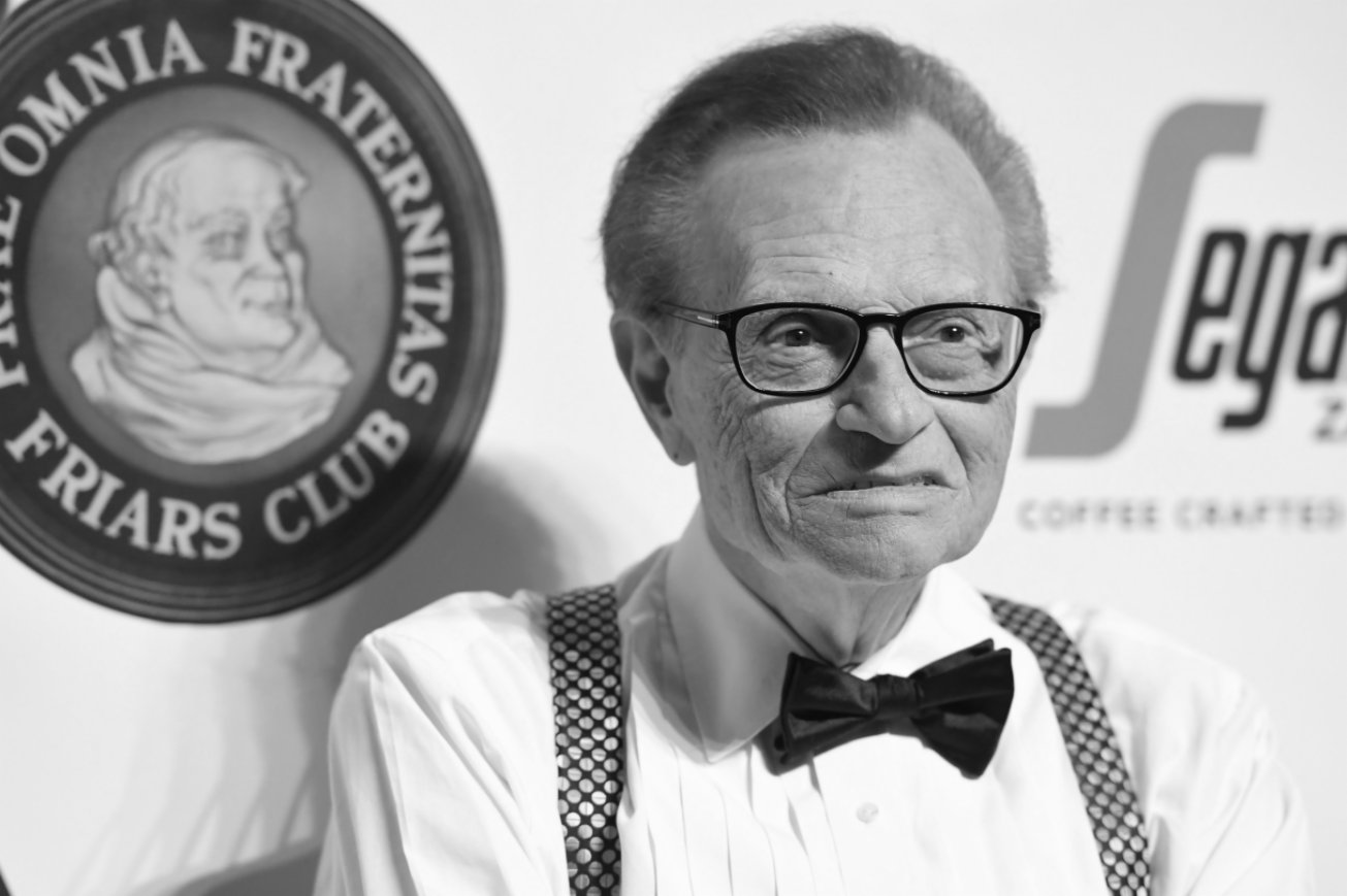 American celebrity Larry King died at the age of 87