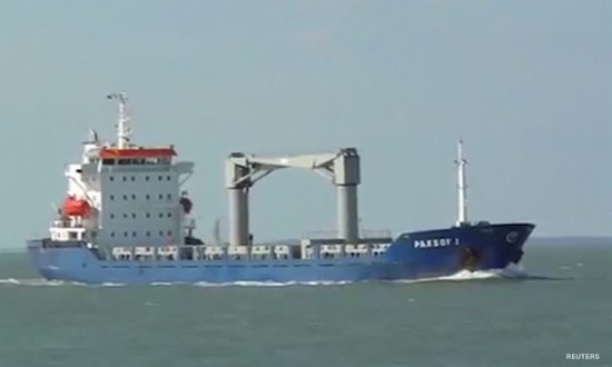 Turkish ship hijacked by pirates, 1 killed, 15 kidnapped