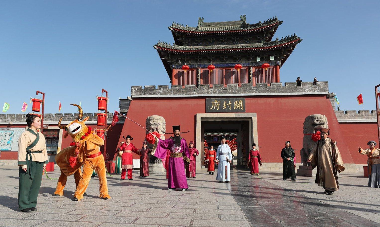 豫春節旅遊人氣旺 收入達147.59億