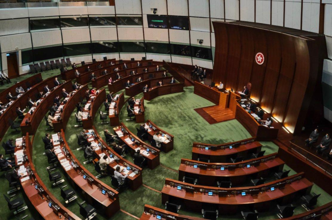 立法會明日繼續二讀辯論《2021年撥款條例草案》