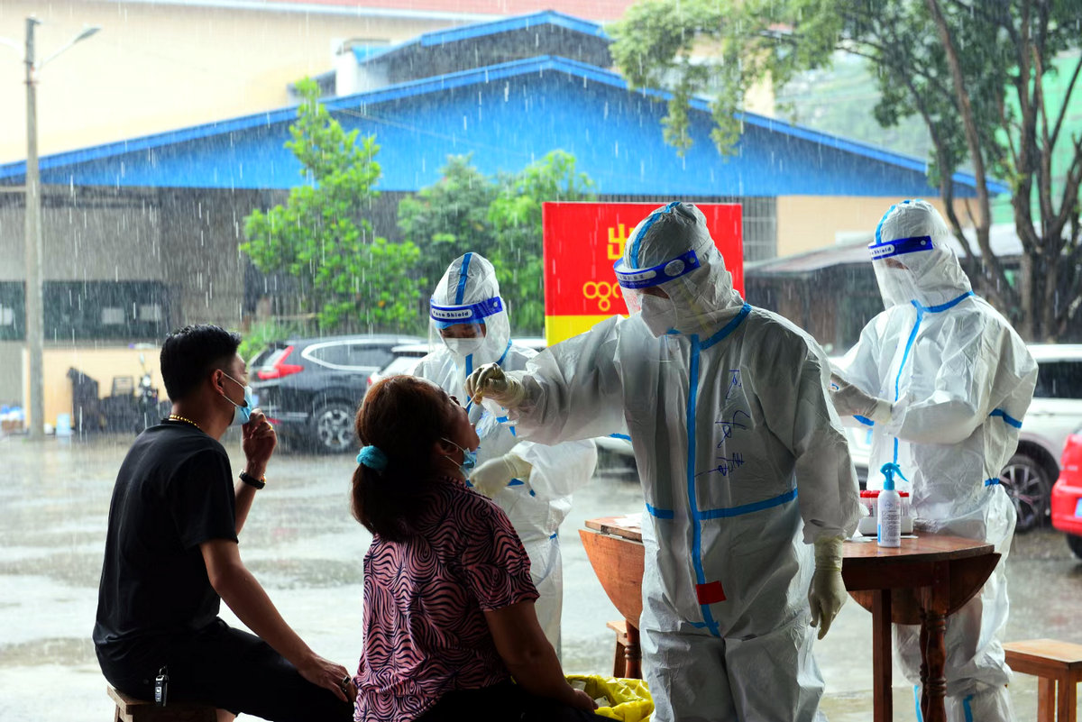內地新增23確診 8宗本土個案來自雲南