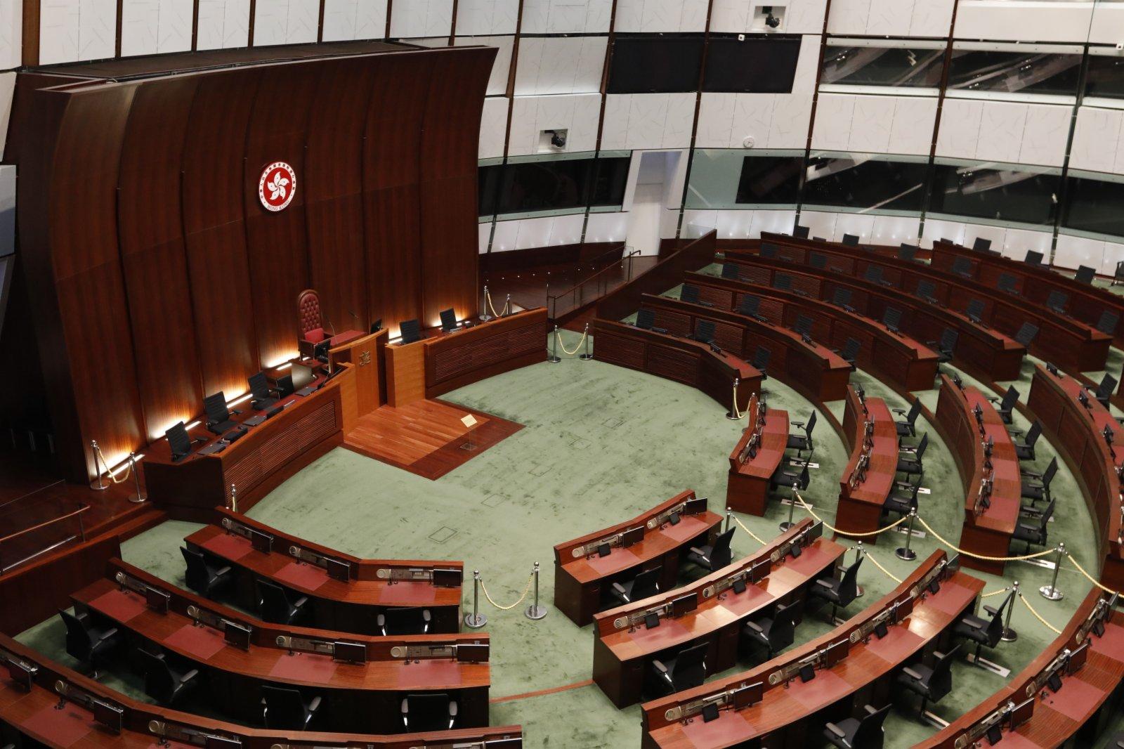 保證換屆選舉公平 第六屆立法會將於10月30日停止運作