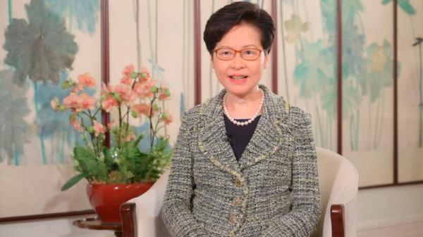 林鄭:歡迎前海續推開放措施 促進港人港企前往發展