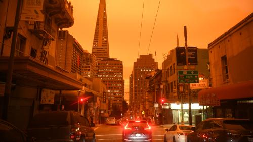 美國舊金山:午·夜