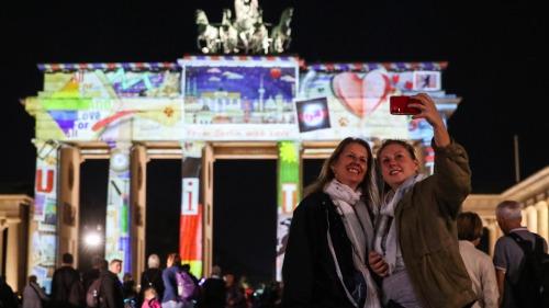 圖集   2020柏林燈光節開幕
