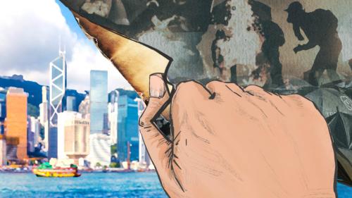 人民日報:香港紓解民困最大敵人不是病毒而是「攬炒派」