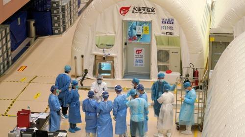 探訪香港「火眼實驗室」