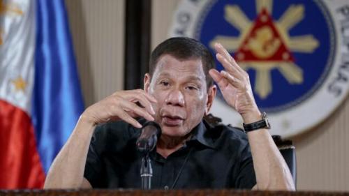 菲總統:將國家災難狀態延長一年