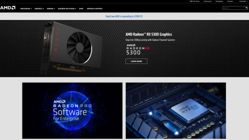 AMD指已獲華為供貨許可證  為美國實施禁令後首間
