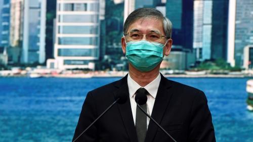 羅致光:香港人力短缺恐為經濟復甦「拖後腿」