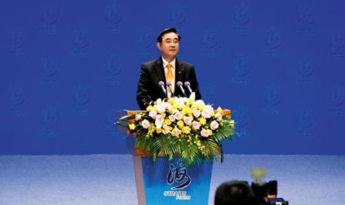 台灣新黨倡兩岸盡早簽「和平協議」