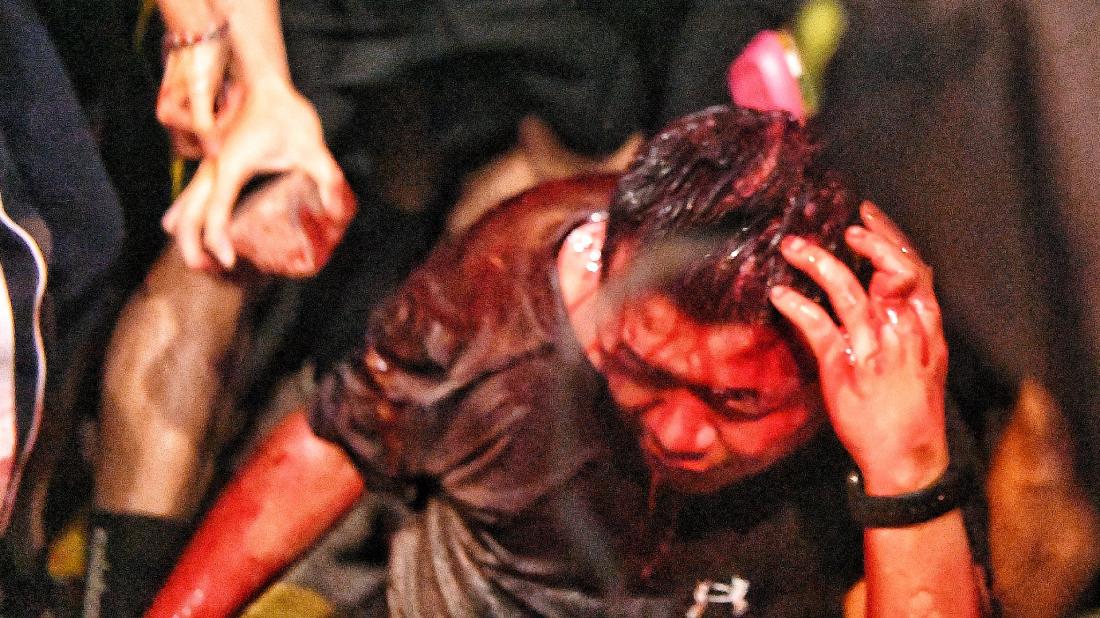 香港警方拘兩男子 涉去年11月襲擊內地遊客一案