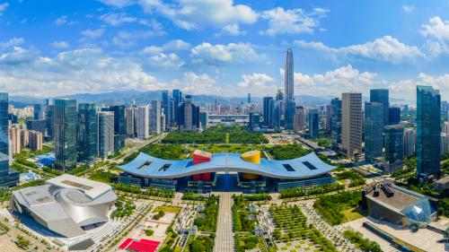蓮花山——中國改革開放精神的重要象徵