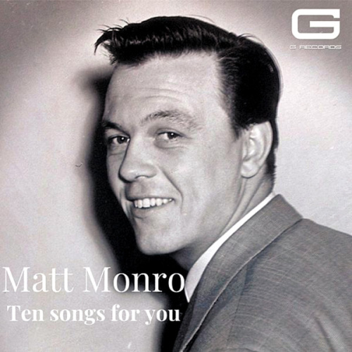 此山中:Matt Monro英兵金嗓子