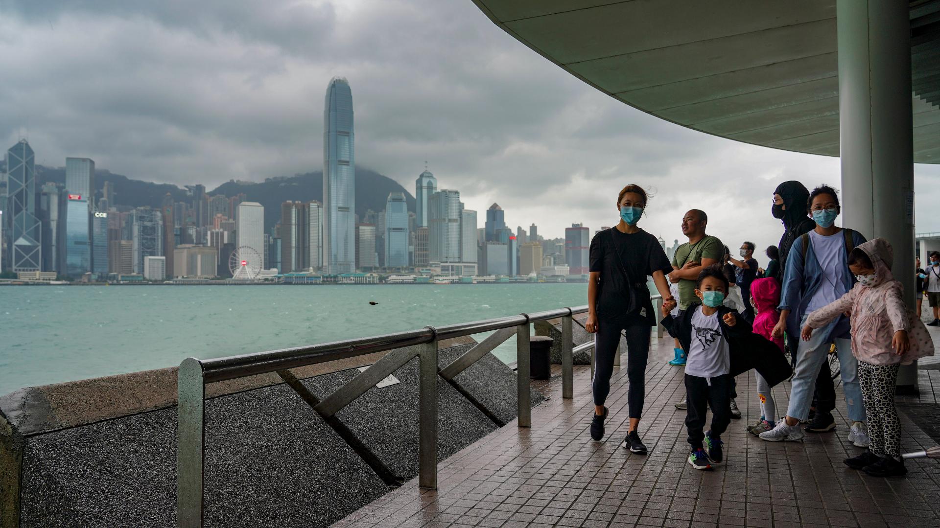 香港新增17宗輸入病例 11人由印度抵港