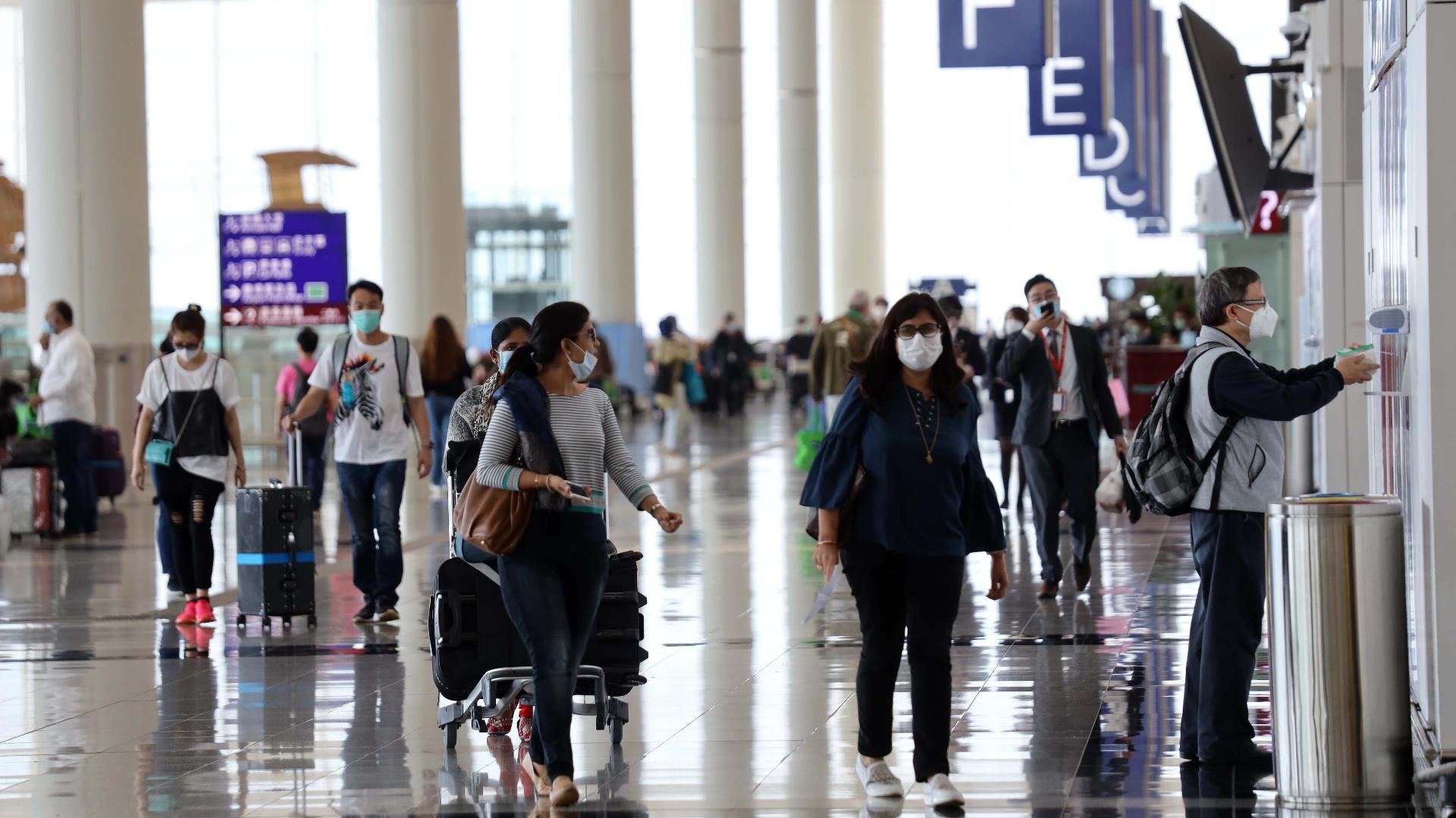香港輸入個案多 專家指應防止檢疫漏洞