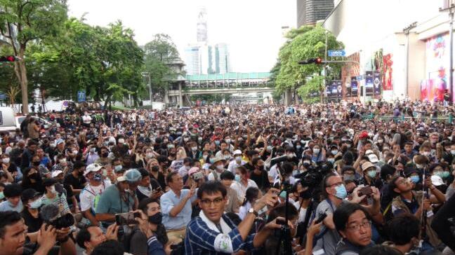 泰警調查4間傳媒 涉以不實訊息煽動示威