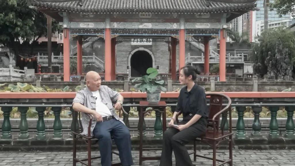 匯客廳 | 見「圳」四十載 記萬豐粵劇非遺傳承人