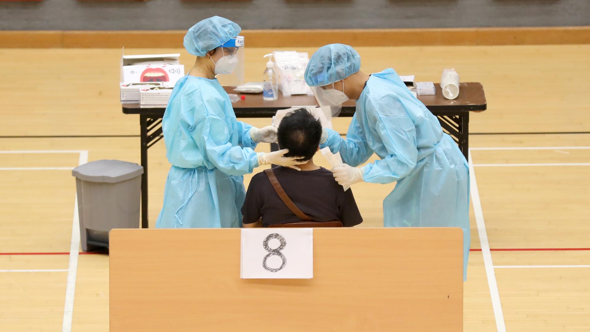 食衞局:正研究強制檢測法律框架 將適時公布