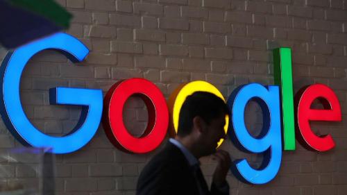 美國司法部向谷歌發起反壟斷訴訟