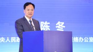 陳冬:要搭台搭梯 助港青成大灣區「超級聯繫人」