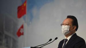 譚鐵牛:港創科界要抓住機遇 建好大灣區國際科創中心