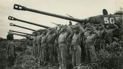 老照片 | 經典戰役