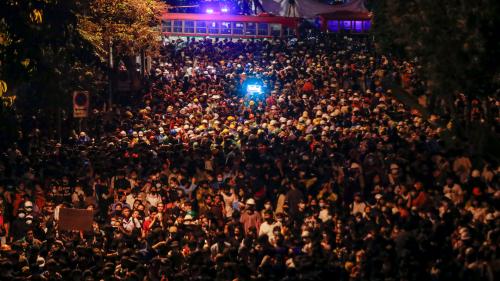泰國解除緊急法令