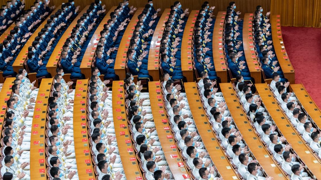 紀念中國人民志願軍抗美援朝出國作戰70周年大會隆重舉行