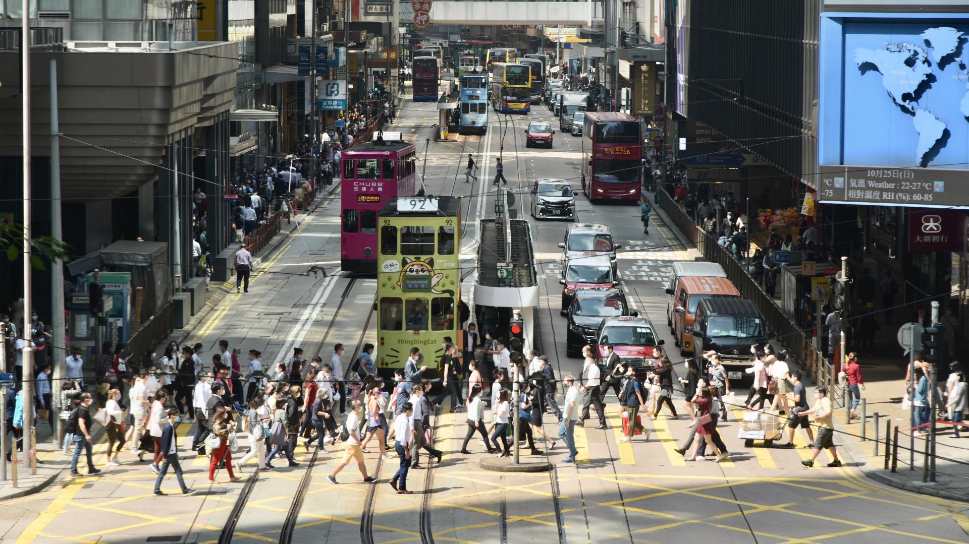 香港今日新增6宗確診