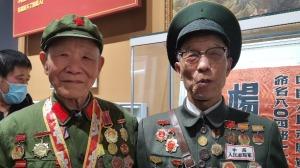 志願軍老兵深情敬禮:毛岸英是我們學習的楷模