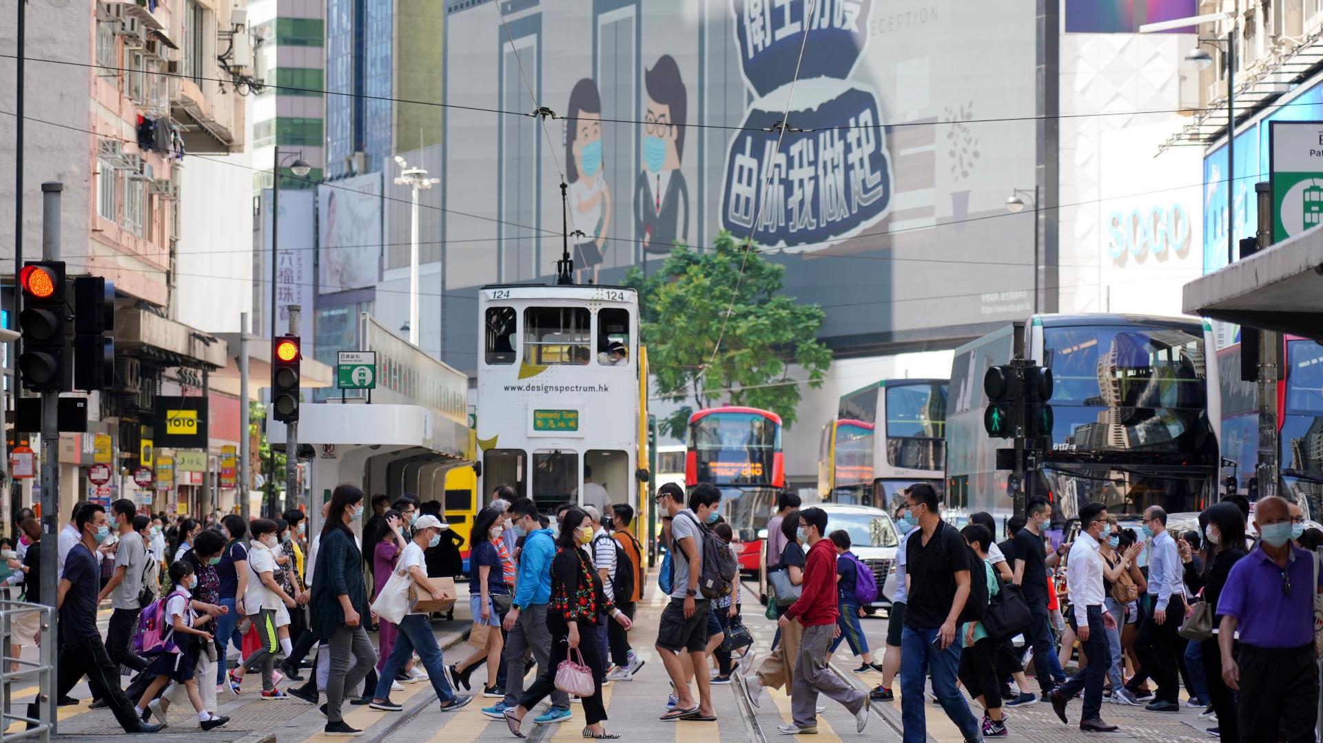 香港增6宗確診 含1宗源頭不明