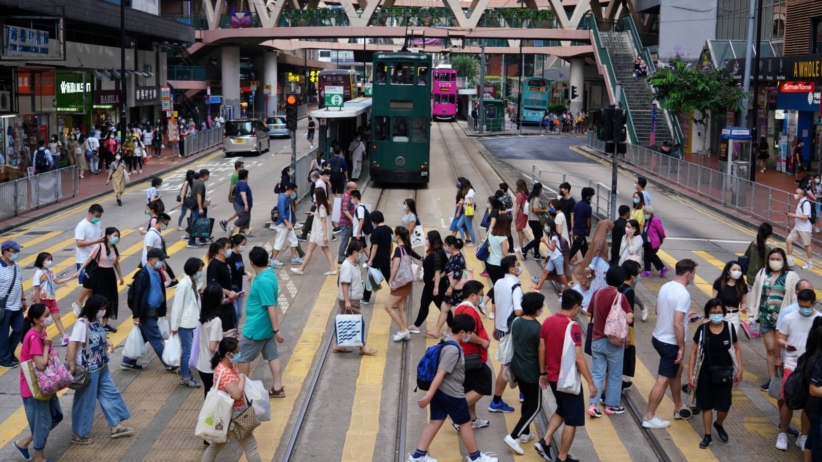 香港增5宗輸入個案 本地零確診