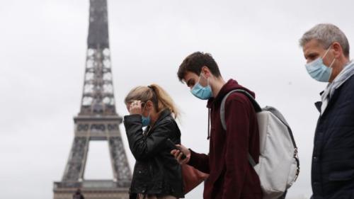 法國增逾3.3萬宗確診 或全國「禁足」