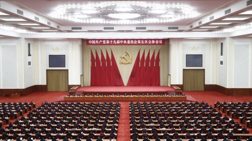 繪現代化強國建設宏偉藍圖  香港融入國家發展機遇無限