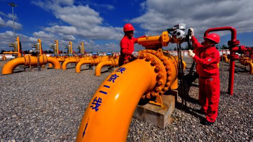 中石油新增100億方天然氣保冬季供暖