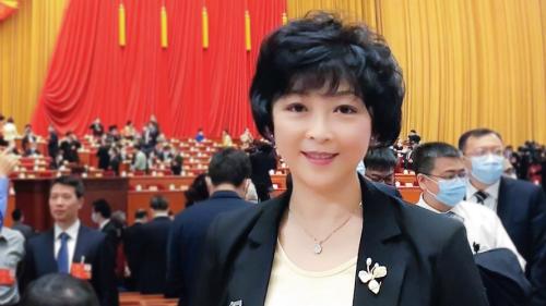 孟麗紅:緊抓機遇發揮優勢助港青灣區樂業安居