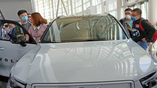 幫車企造好車 華為發布智能汽車解決方案