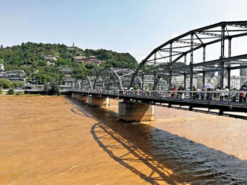 【大地遊走】 中國四大河流行︰黃河篇黃河上游蘭州之一