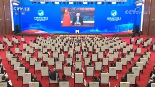 回放|習近平在第三屆中國國際進口博覽會開幕式上發表主旨演講