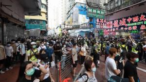 「平安中國」首次單章出現 專家:香港需長期加強反滲透