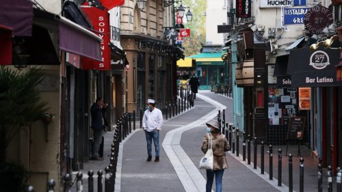 法國累計新冠確診病例接近二百萬例