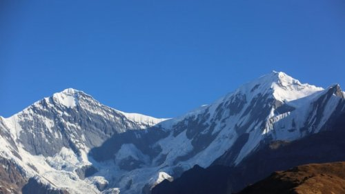 尼泊爾:雪山風光