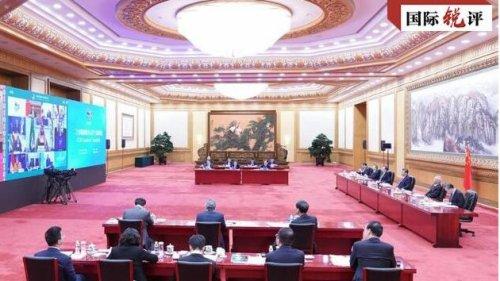 國際銳評 | 後疫情時代的中國主張指引全球治理