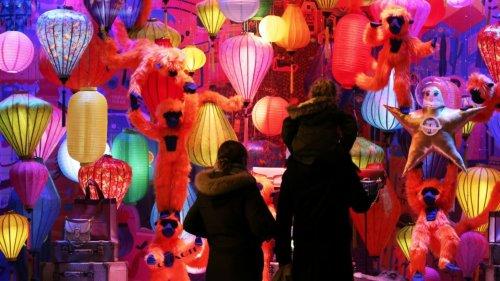 巴黎:聖誕櫥窗亮相