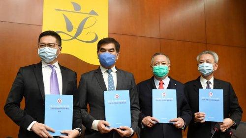 鍾國斌:施政報告全面 期待香港受惠國家經濟內循環