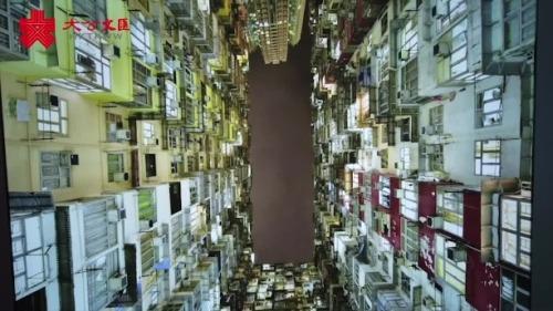 「城市印象·香港」走進深圳 攝影圖片展示地道港味