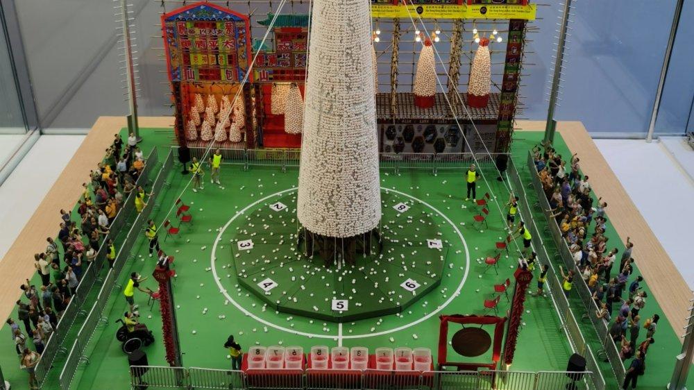 港特產「微型藝術展」走進上海